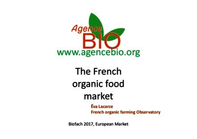 Research paper on organic food